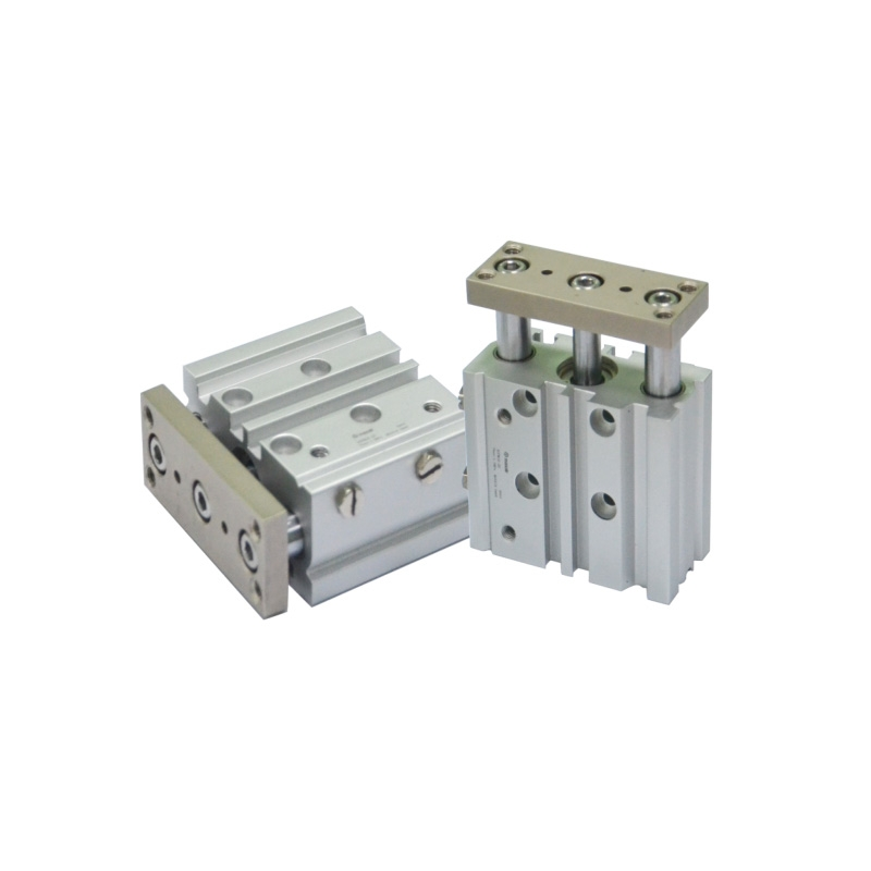 Compact Guide Rod Cylinder-AGPM